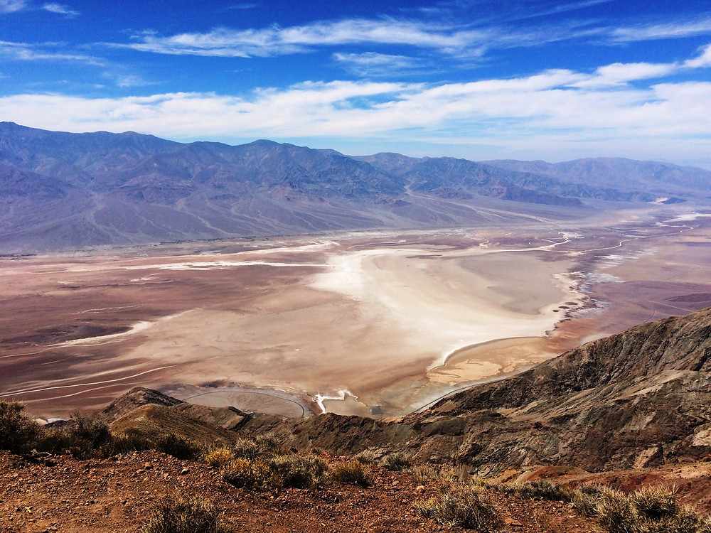 Dante's View, Death Valley National Park, Stati Uniti d'America