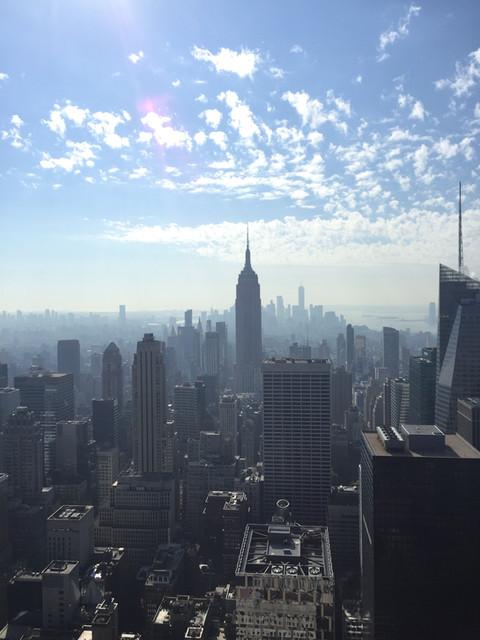 NEW YORK. The Big Apple in un video