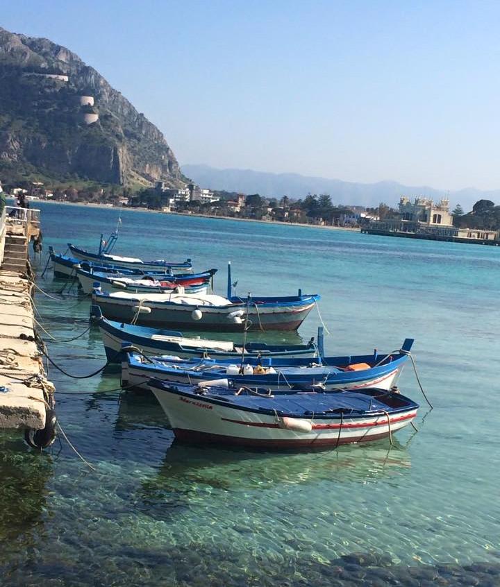 Mondello, Sicilia
