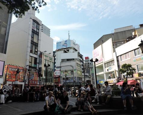 GIAPPONE. Amerika-Mura, il quartiere di Osaka dedicato agli States