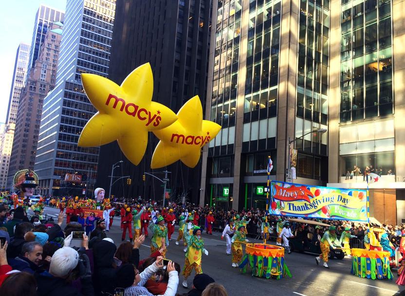 NEW YORK. Thanksgiving Day tra Parade, tacchini e shopping: cosa fare nella Big Apple il giorno del