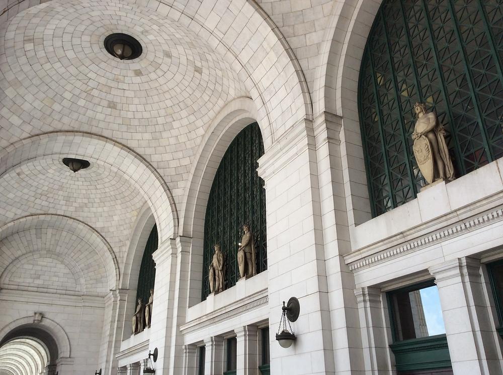 Stazione di Philadelphia, Statii Uniti d'America