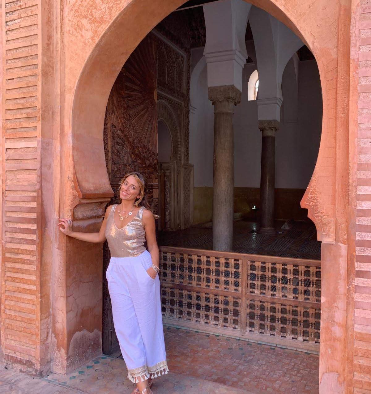 Tombe Saadiane, Marrakech