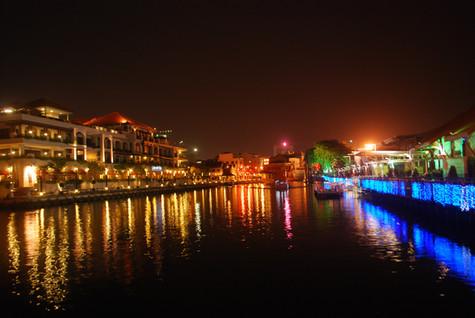 MALAYSIA. Malacca: bellezza e cultura dell'antica capitale malese sul fiume