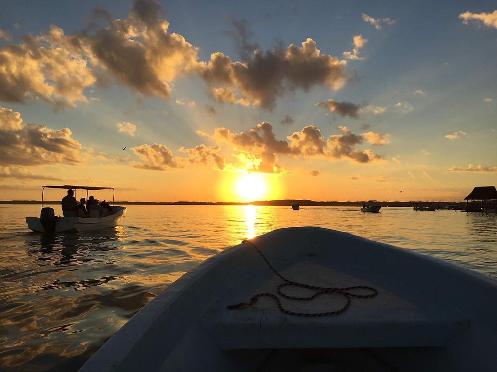 Rio Lagartos, Yucatan, Messico