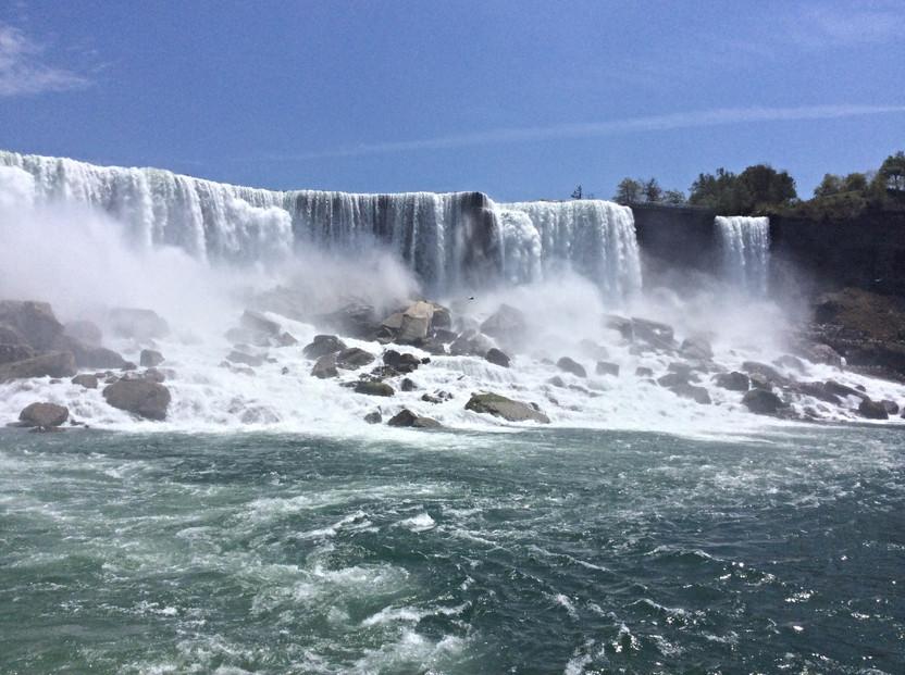 CANADA. Cascate del Niagara, uno spettacolo della natura
