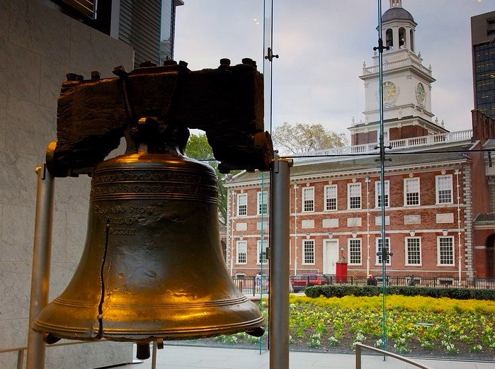 Liberty Bell, Philadelphia, America