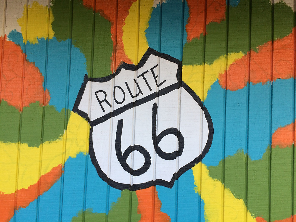 Route 66, Amarillo, 6th Ave