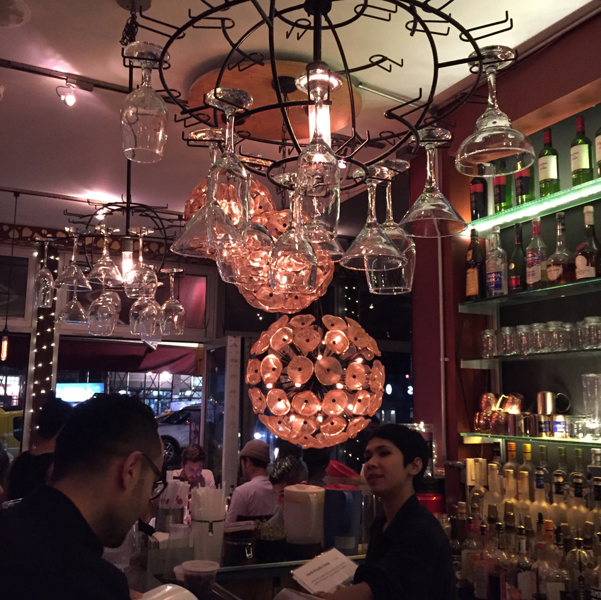 Ristoranti Hell's Kitchen, NYC