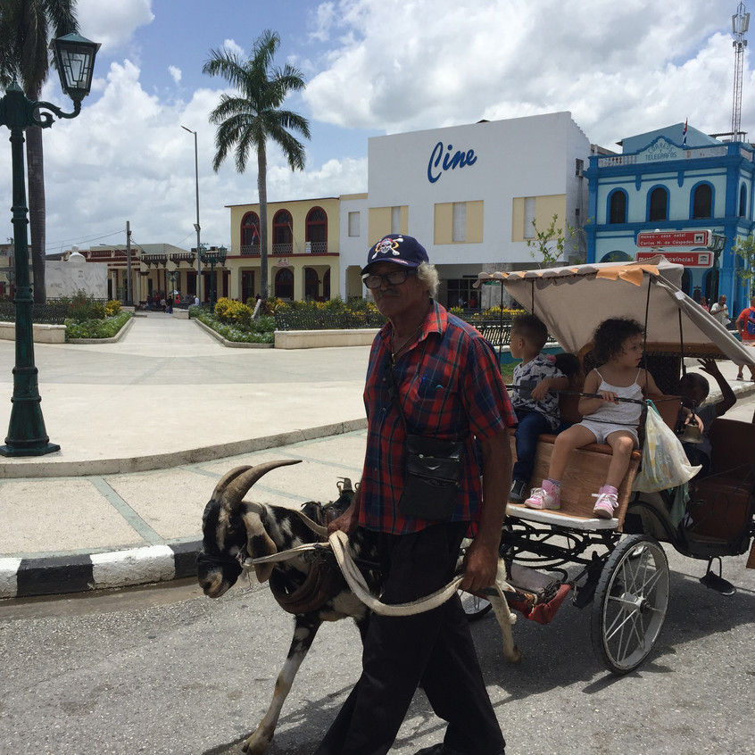 Itinerario Cuba, Bayamo