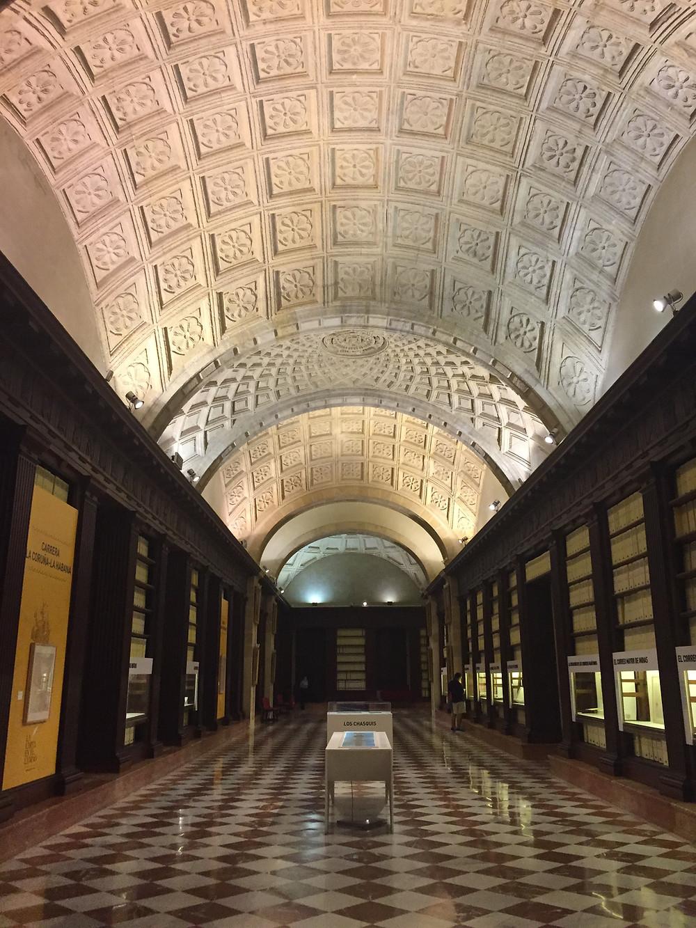 Archivio delle Indie, Siviglia