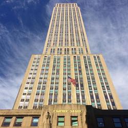 The only Empire State of my Mind #inviaggioconapple #newyork #ny #newyorkcity #nyc #empire #joy #emp
