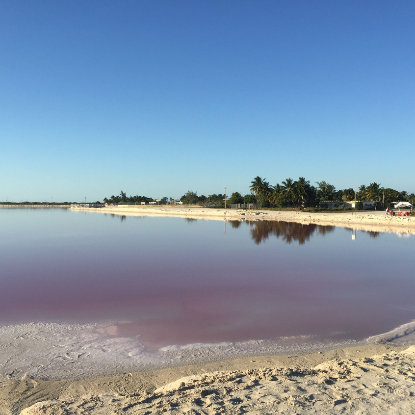 Las Coloradas, Yucatan, Messico