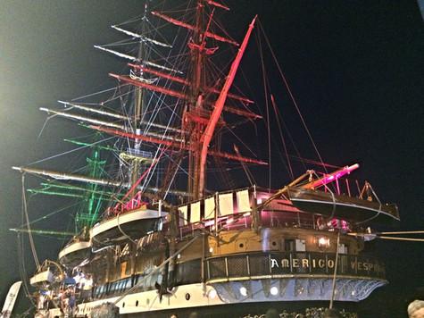 AMERIGO VESPUCCI. La nave più bella del mondo
