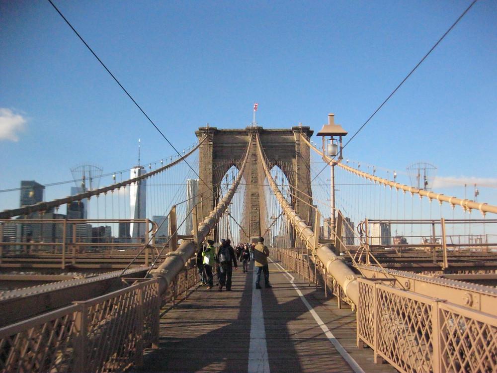 The Brooklyn Bridge, New York, Piccola Guida sulle cose da non perdere