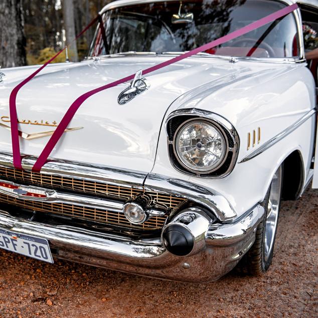 1957 Chevy Bel Air 1
