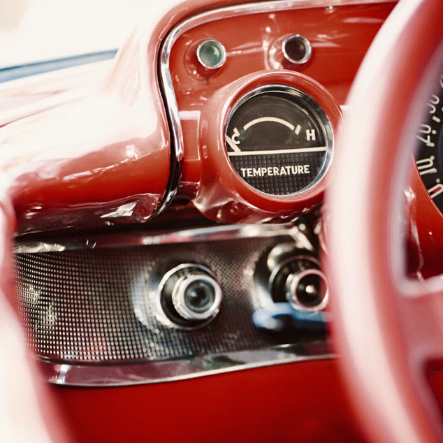 1957 Chevy Bel Air 6