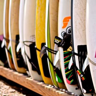 50% off of Surfboard Rental