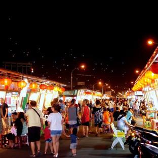Night Market Tour