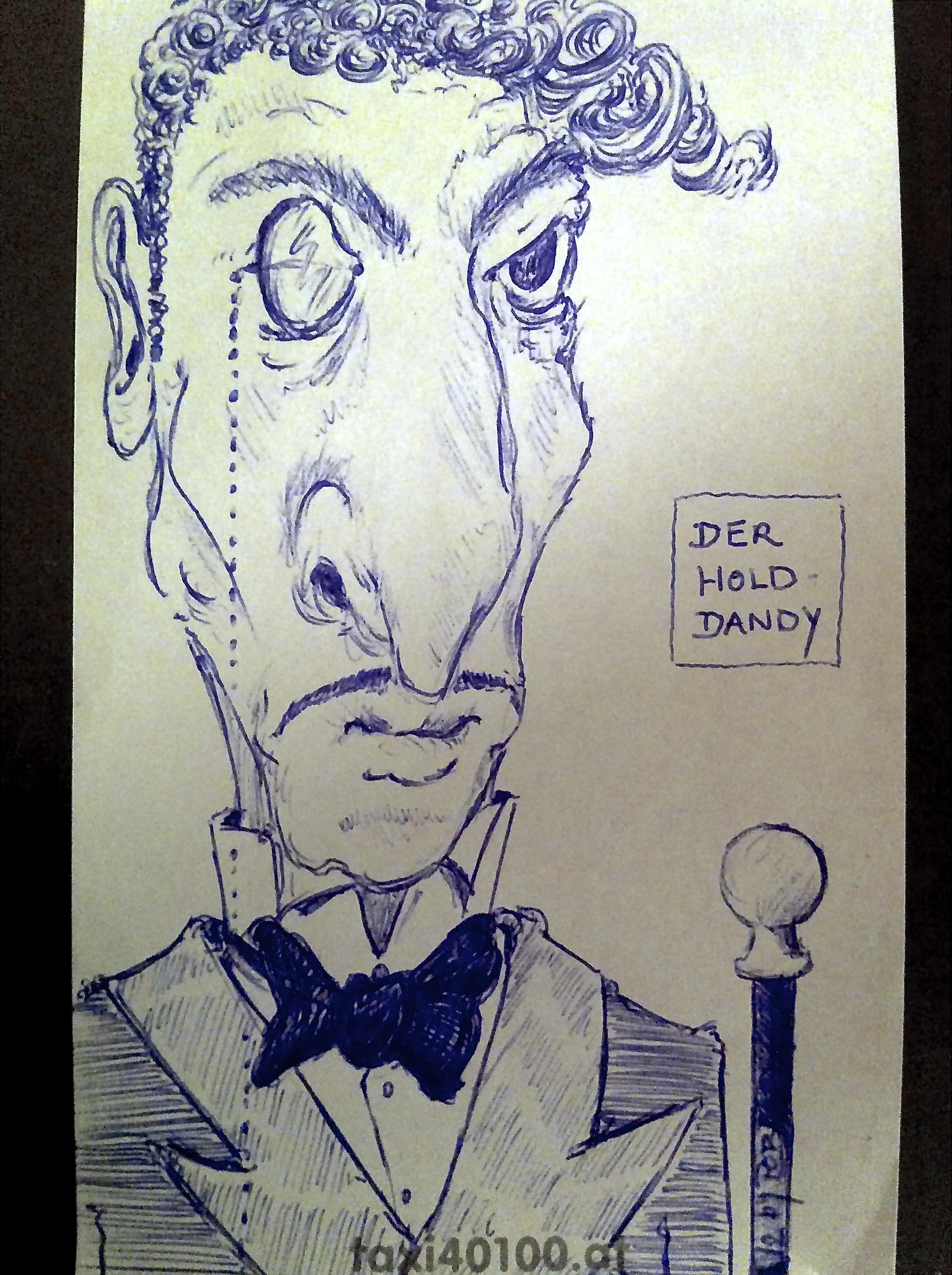 Der Hold-Dandy