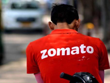 The Zomato Delivery Boy