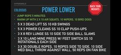 Power Lower