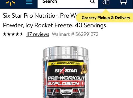 What pre workout should I take???
