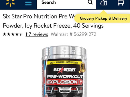 What pre workout should I take???