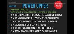 Power Upper