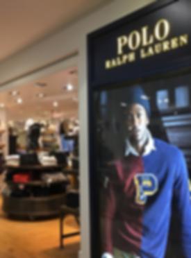 Polo Ralph Lauren Store - Vendor Shop Drawings