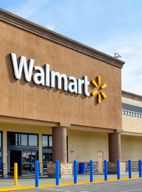 Walmart Store - As-Built & Future-state Drawings