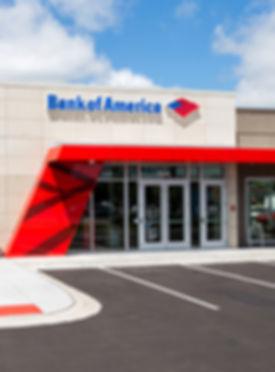 Bank of America Branch - Renovation Surveys