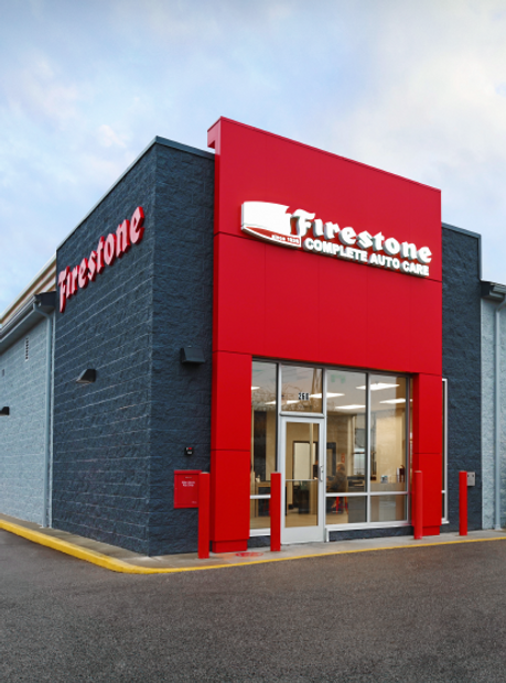 Bridgestone Store - Remodel Drawing Sets