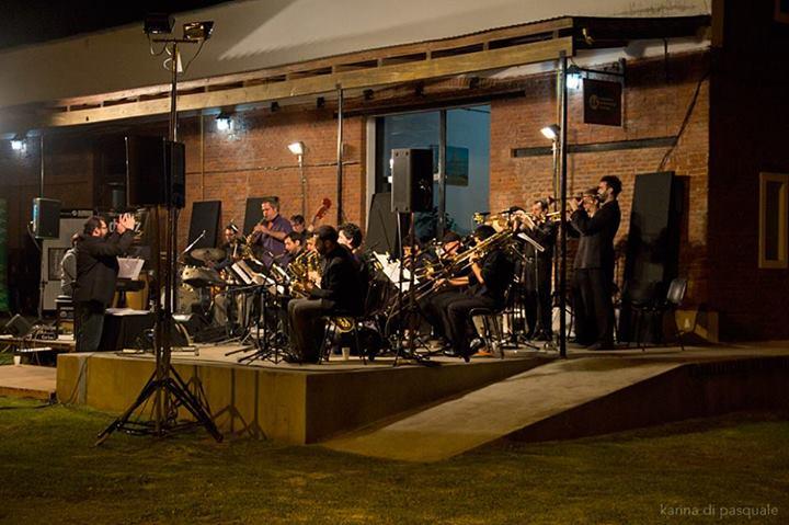 Orquesta de Jazz De Zarate
