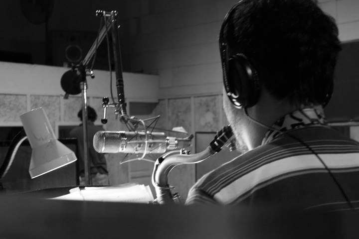 """Grabando en Estudios ION """"Otros"""""""