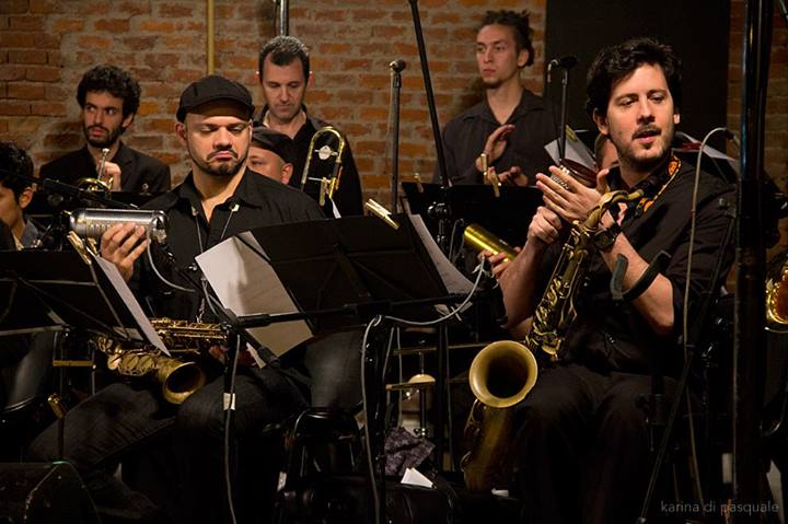 Orquesta de Jazz De Zarate