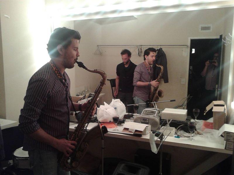 Onix Club Backstage