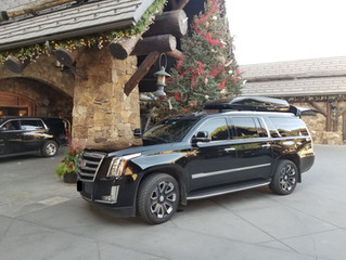 Vail Private Chauffeur Transportation | Luxury Travel