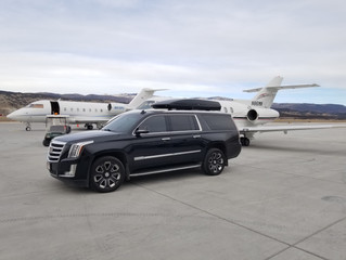 Luxury Private Airport Shuttle | Vail, CO. Transportation
