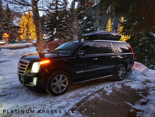 Vail Airport Transportation | Eagle Reg. Airport | Limo Service