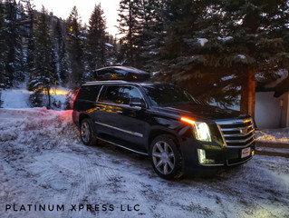 Private Transportation to & from Vail, CO | Limo Service