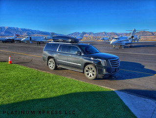 Vail Valley Jet Center Limo | Private Luxury Transportation