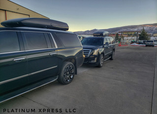 Private Transportation from Eagle Airport to Vail