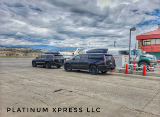 Private Airport transportation from Denver to Vail | Luxury Transportation