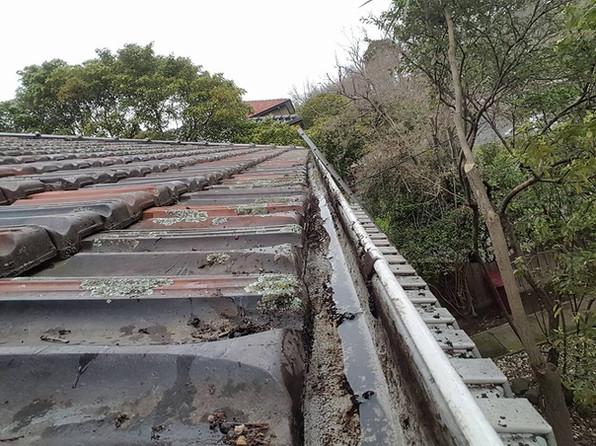 After Gutter Clean | Hamiltons Roofing Melbourne