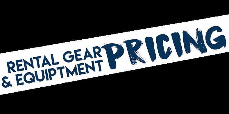 Rental Gear Banner