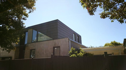 Vertical Slate Roofing | Hamiltons Roofing Melbourne