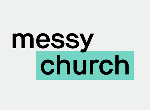 Messy Church is here again