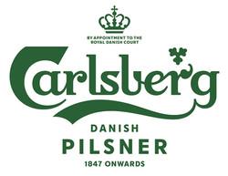 Carlsberg Pilsner new logo
