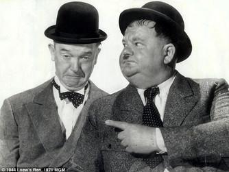 Laurel & Hardy Film Night